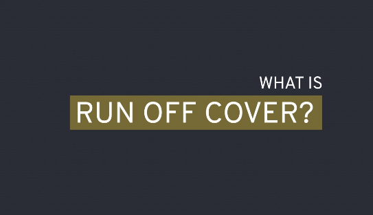 What is Run Off Cover?